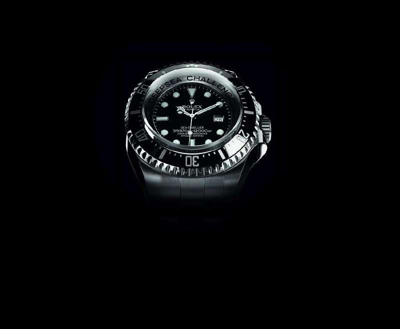 ROLEX SEA DWELLER DEEP SEA WATCH